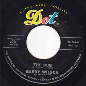 Barry Wilson And The Camelots - The Bug / Gonna Put You Down album mp3