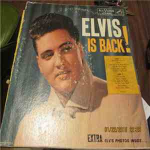 Elvis Presley - Elvis Is Back album mp3