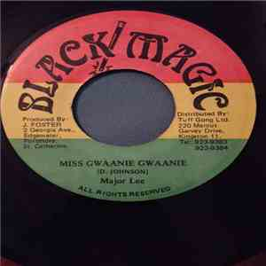 Major Lee - Miss Gwaanie Gwaanie album mp3