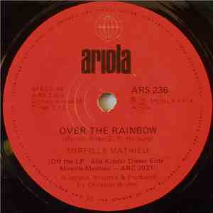 Mireille Mathieu - Over the Rainbow / The Way We Were album mp3
