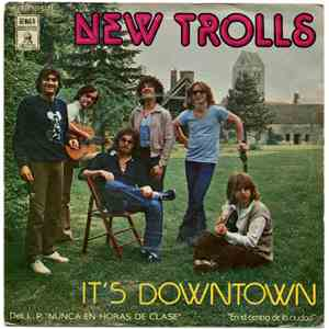 New Trolls - It's Downtown album mp3