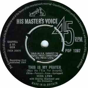 Vera Lynn - This Is My Prayer / You Brought A New Kind Of Love To Me album mp3