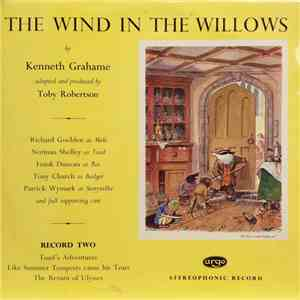 Kenneth Grahame - The Wind In The Willows (Record Two) album mp3