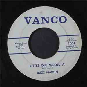 Buzz Martin - Little Ole Model A album mp3