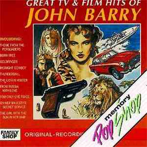 John Barry - Great TV And Film Hits Of John Barry album mp3