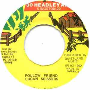 Lucan Scissors - Follow Friend album mp3