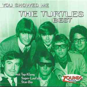 The Turtles - Best - You Showed Me album mp3