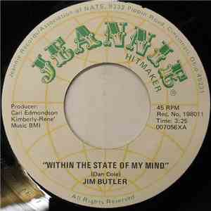 Jim Butler - Within The State Of My Mind album mp3