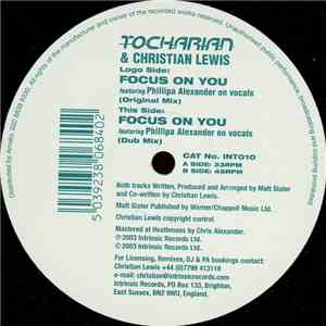 Tocharian & Christian Lewis - Focus On You album mp3