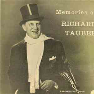 Richard Tauber - Memories Of Richard Tauber album mp3