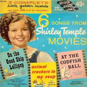 Anne Lloyd & Don Elliott, The Golden Children's Chorus - Songs From Shirley Temple Movies album mp3