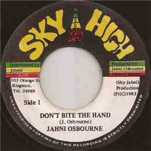 Jahni Osbourne - Don't Bite The Hand album mp3