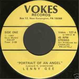 Lenny Gee - Portrait Of An Angel / Forgive And Forget album mp3