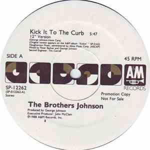 The Brothers Johnson - Kick It To The Curb album mp3
