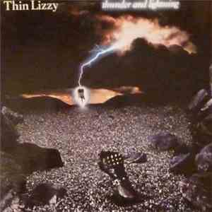 Thin Lizzy - Thunder And Lightning album mp3
